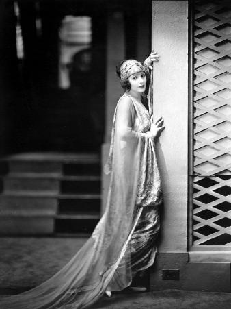 The Eternal Flame, Norma Talmadge, 1922
