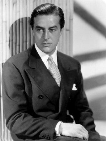 Ray Milland, 1940