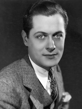 Robert Montgomery, c.1930