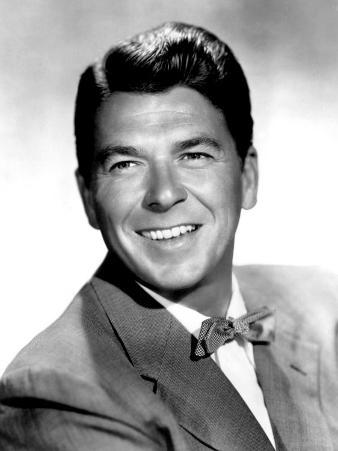 Ronald Reagan in the 1950s