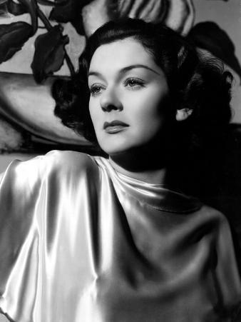 Portrait of Rosalind Russell, 1935