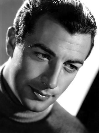 Robert Taylor, September 18, 1936