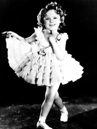 Shirley Temple, c.1933
