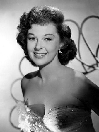Susan Hayward in the 1950s