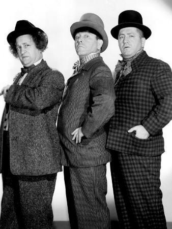 The Three Stooges, Phony Express, Larry Fine, Moe Howard, Curly Howard, 1943