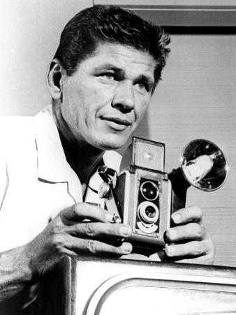 Man with a Camera, Charles Bronson, 1958-1960