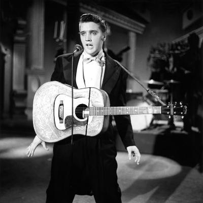 Steve Allen Show, 1956-61, One of Elvis Presley's First TV Appearances, 1956