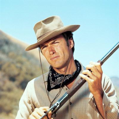 Rawhide, Clint Eastwood, 1959-66