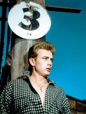 East of Eden, James Dean, 1955