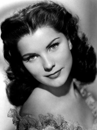 Debra Paget, 1951