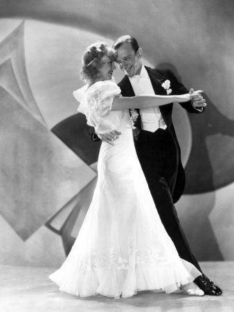 Flying Down to Rio, Ginger Rogers, Fred Astaire, 1933