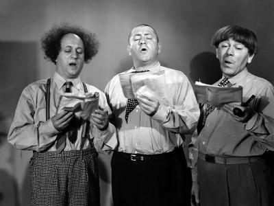 Gents Without Cents, Larry Fine, Curly Howard, Moe Howard, 1944
