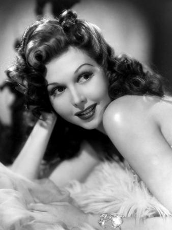 Go West Young Lady, Ann Miller, 1941