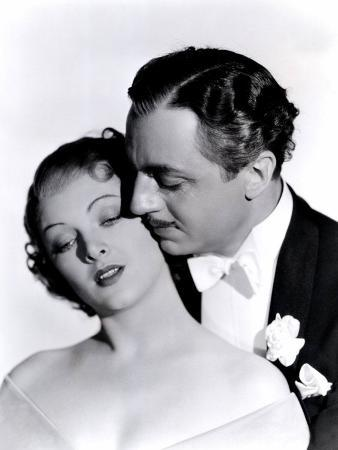 Great Ziegfeld, Myrna Loy, William Powell, 1936