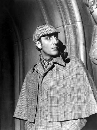 Hound of the Baskervilles, Basil Rathbone, 1939