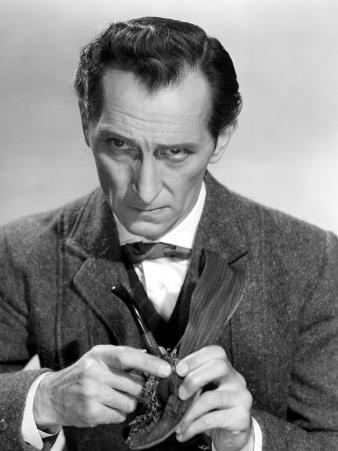 Hound of the Baskervilles, Peter Cushing, 1959