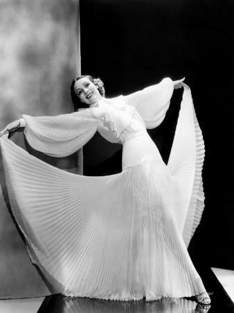 In Caliente, Dolores Del Rio, 1935