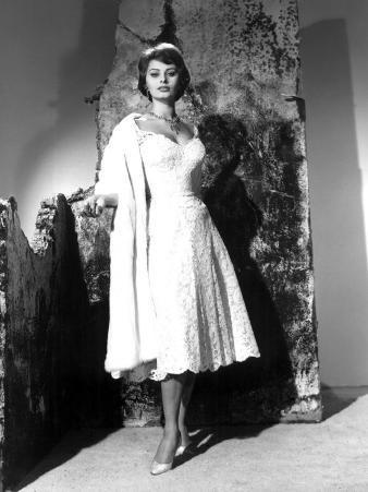 The Key, Sophia Loren, 1958