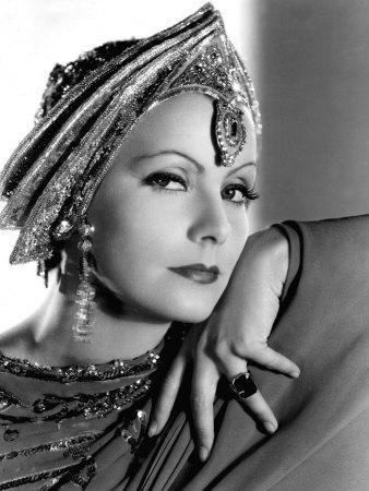 Mata Hari, Greta Garbo, 1931