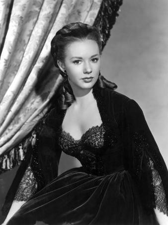The Mississippi Gambler, Piper Laurie, 1953