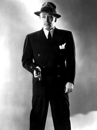 Nocturne, George Raft, 1946