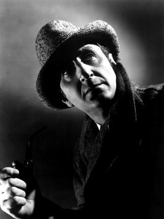 The Pearl of Death, Basil Rathbone, 1944