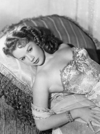 The Prince Who Was a Thief, Piper Laurie, 1951