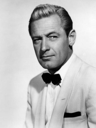 Sabrina, William Holden, 1954