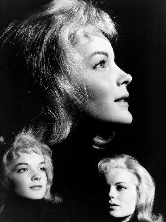 The Story of Vickie, Romy Schneider, 1954