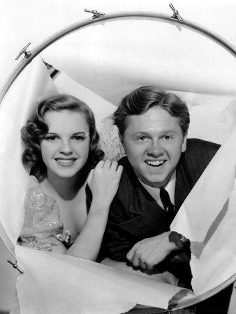 Strike Up the Band, Judy Garland, Mickey Rooney, 1940