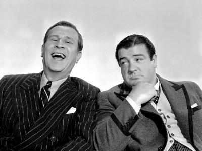 Bud Abbott and Lou Costello in Hollywood, Bud Abbott, Lou Costello, 1945
