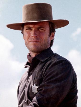 Hang 'Em High, Clint Eastwood, 1968