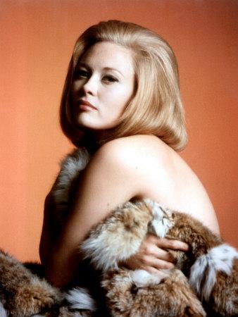 Faye Dunaway, c.1960s