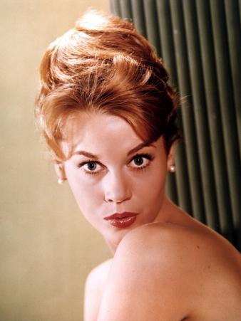 Portrait of Jane Fonda, 1960s