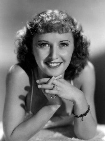 Barbara Stanwyck, March 10, 1939