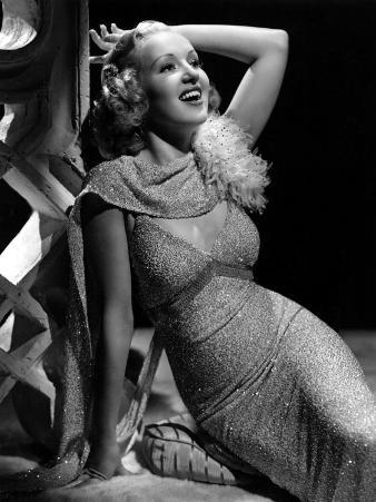 Betty Grable, 1937