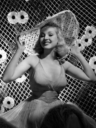 Betty Grable, 1938