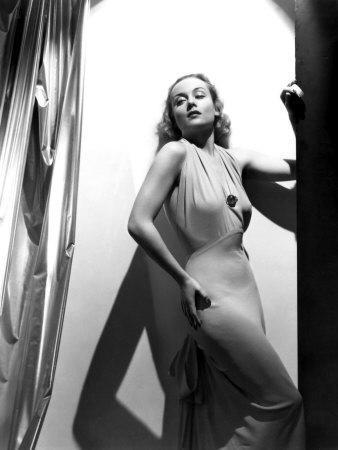 Portrait of Carole Lombard