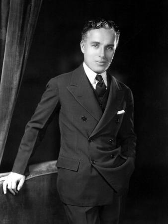 Charlie Chaplin, 1932