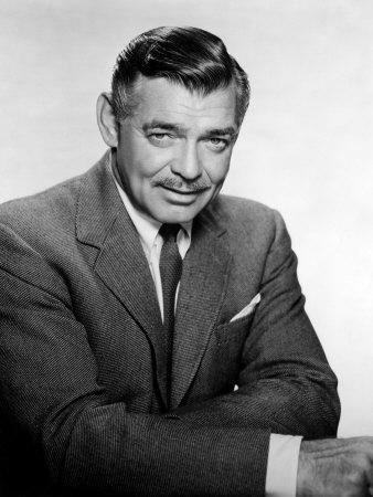 Clark Gable, 1957