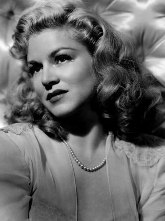Claire Trevor, 1940s