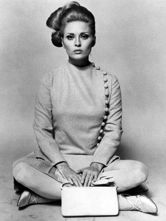 Thomas Crown Affair, Faye Dunaway, 1968