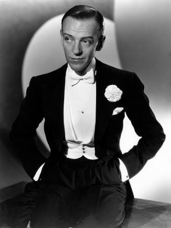 Fred Astaire at the Time of Roberta, 1935