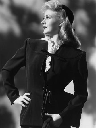 Ginger Rogers, 1911-1995, American Actress, c.1949