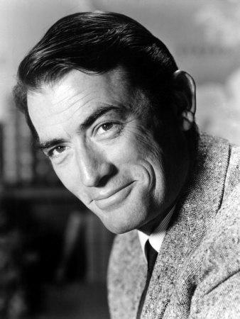 Portrait of Gregory Peck