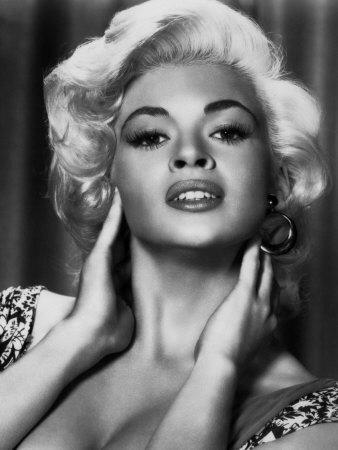 Jayne Mansfield, c.1950s