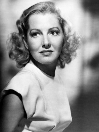 Jean Arthur, 1940