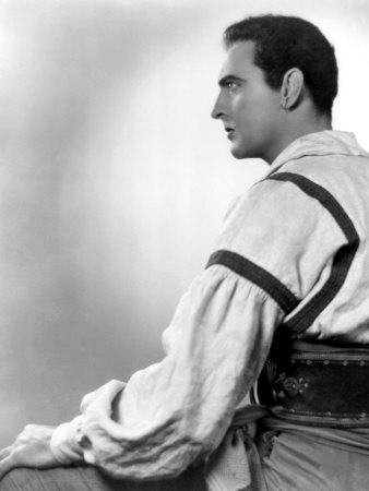 John Barrymore in the 1920s