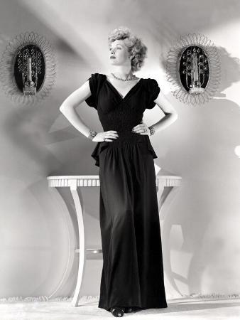 Lucille Ball in a 1940's Publicity Still
