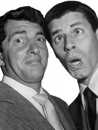 Dean Martin and Jerry Lewis, 1953